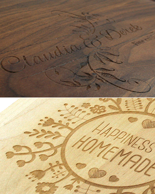Choosing the Right Wood for Laser Engraving